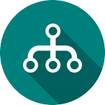 IT Infrastruktur Icon