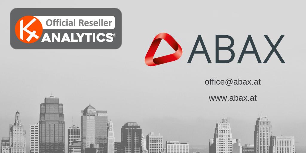 ABAX ist Parter von K4 Analytics