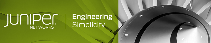 Juniper - Engineering simplicity