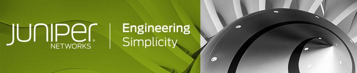 Juniper - Engineering simplicity