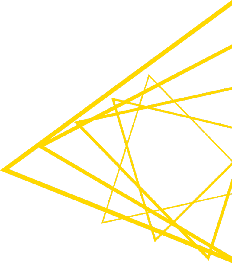 KNIME logo abstract