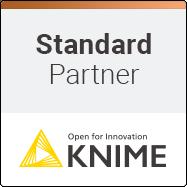 Knime Standard Partner Logo