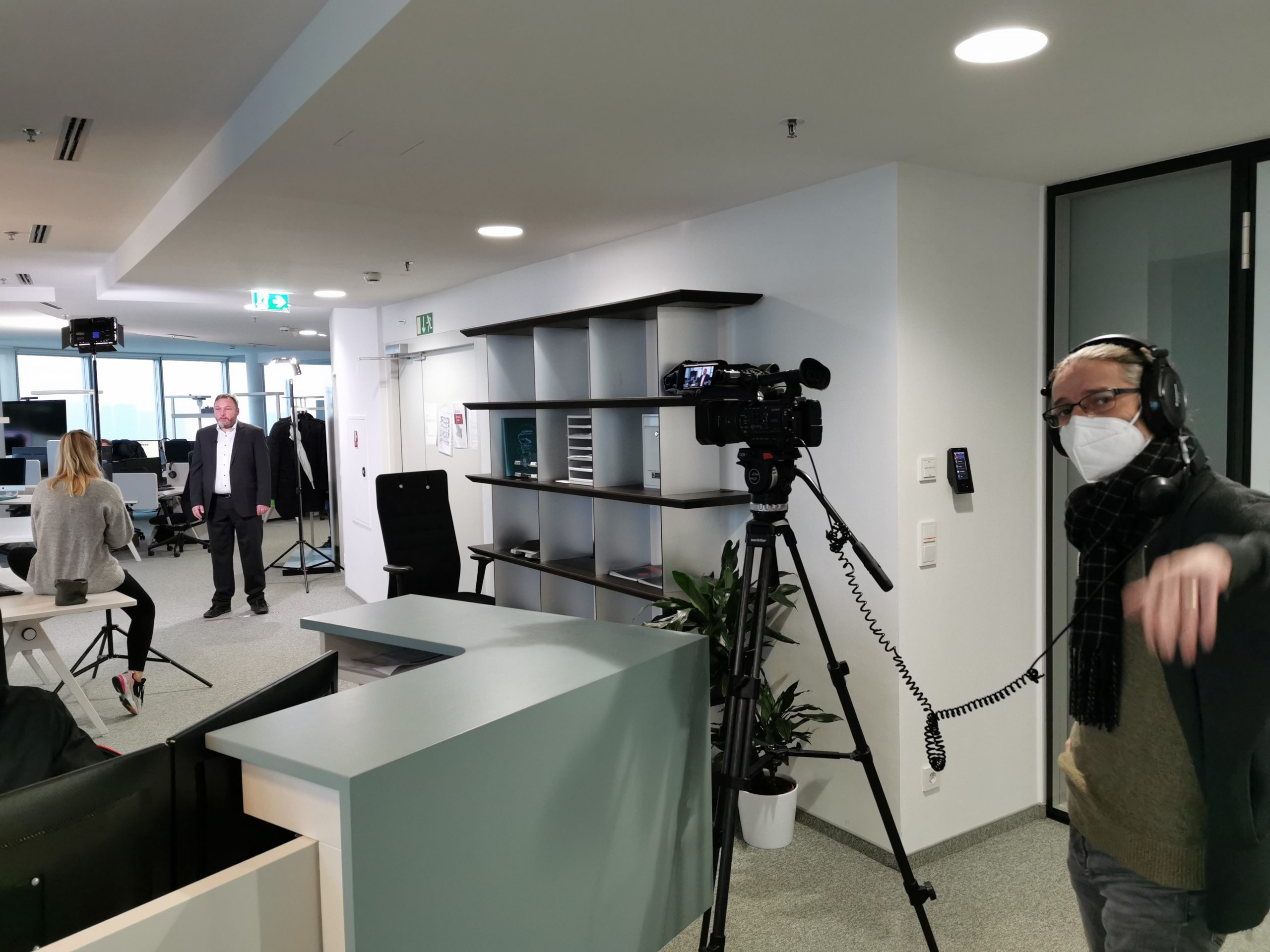 ABAX Inside: Video shooting day