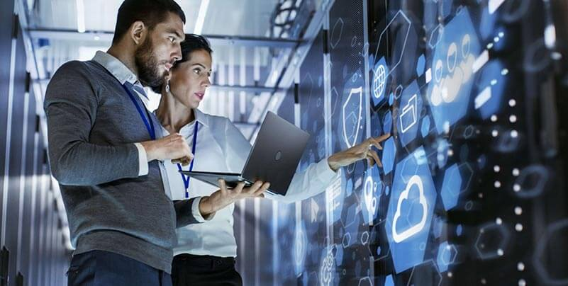 IT Infrastrukur - maßgeschneidertes Konzept