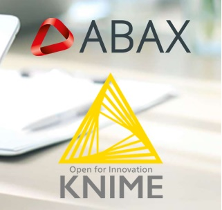 KNIME & ABAX Logo