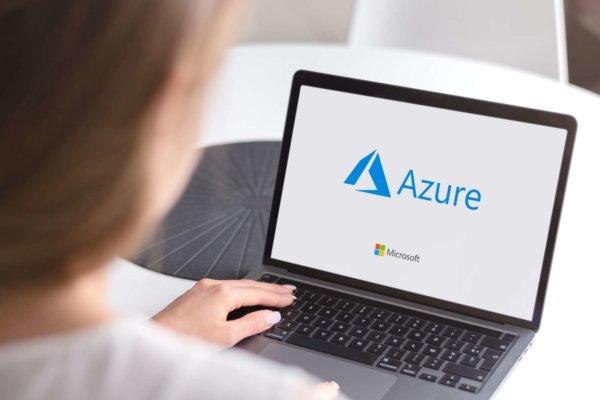 MS Azure on Laptop